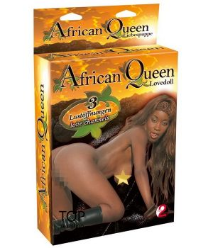 Секс кукла African Queen Love Doll