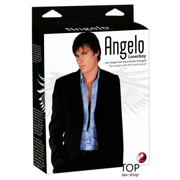 Секс кукла Angelo Loverboy