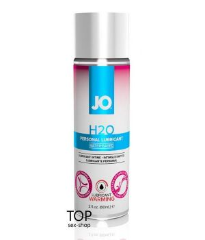Лубрикант System Jo For Women H2O Warming, 60ml