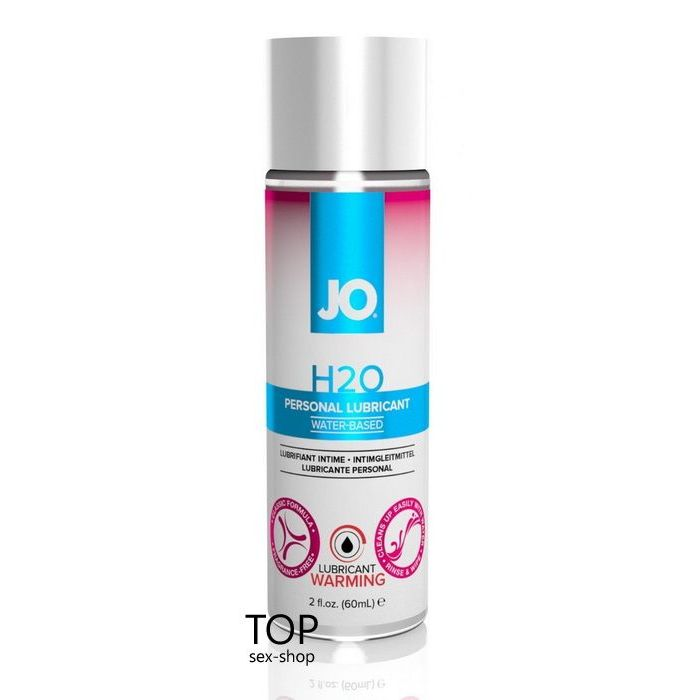 Лубрикант System Jo For Women H2O Warming 60ml