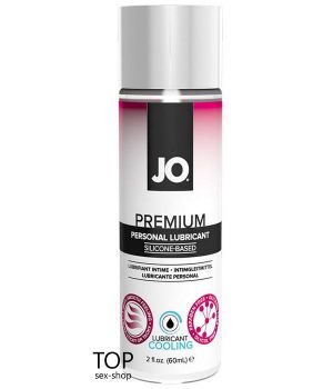 Лубрикант System JO Women Premium Silicone Cooling 60 мл