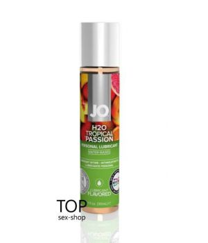 Лубрикант System Jo H20 Tropical Passion, 30ml