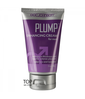 Крем для увеличения члена Plump Enhancing Cream For Men Doc Johnson
