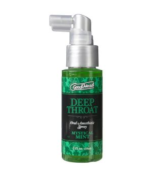 Спрей для минета Doc Johnson GoodHead Deep Throat Spray Mystical Mint, 59 мл