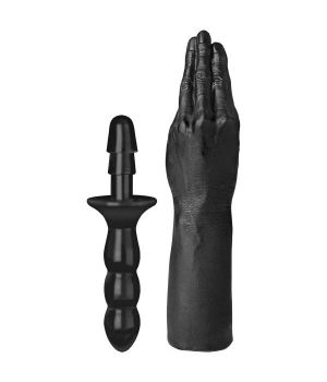 Рука для фистинга Doc Johnson Titanmen The Hand with Vac-U-Lock Compatible Handle