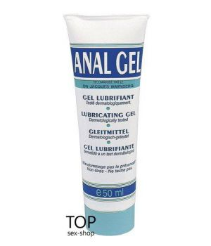 Лубрикант Lubrix ANAL GEL, 50ml
