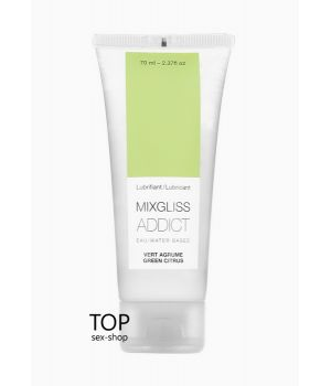 Лубрикант Addict Green Citrus MixGliss