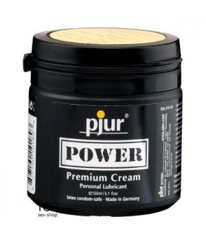 Лубрикант для фистинга Pjur POWER Premium Cream, 150ml