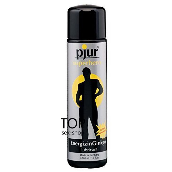 Мужской лубрикант Pjur Superhero glide, 100ml