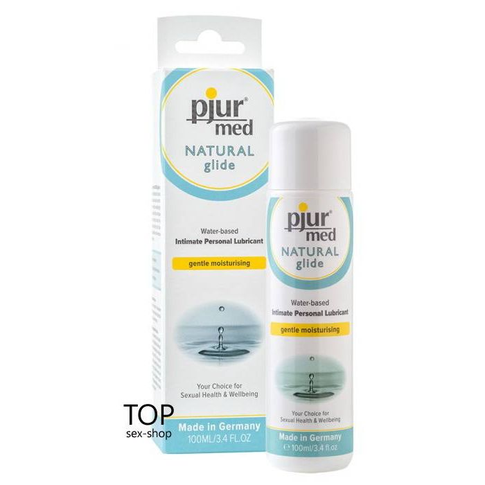 Лубрикант Pjur MED Natural glide, 100ml