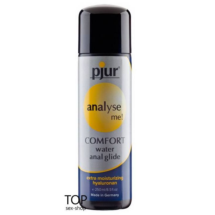 Смазка Pjur analyse me! Comfort water glide, 250ml