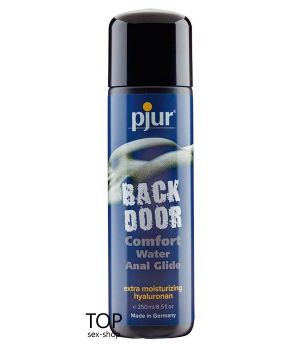 Смазка Pjur Back Door Comfort water glide, 250ml