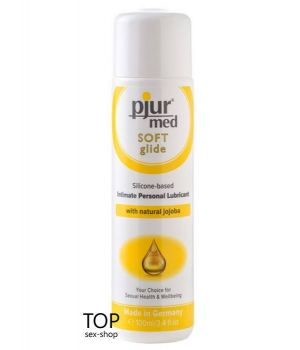 Лубрикант Pjur Med Soft Glide, 100ml