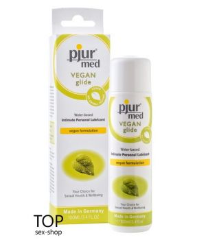 Лубрикант Pjur MED Vegan glide, 100ml