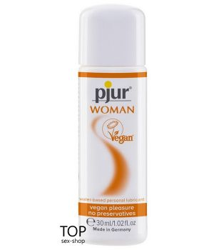 Лубрикант Woman Vegan Pjur, 30ml