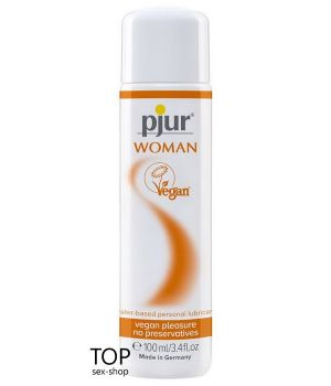 Лубрикант Woman Vegan Pjur, 100ml