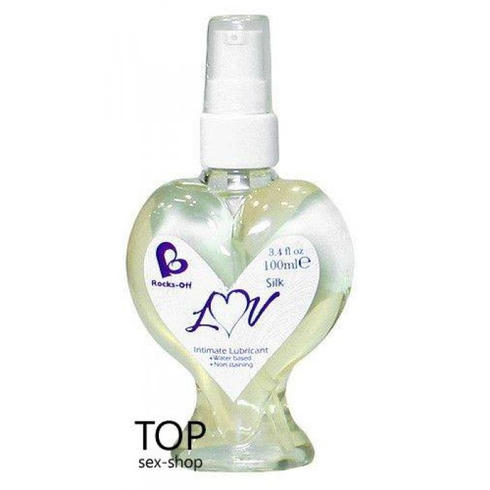 Гель-смзка Rocks Off Silk Luv Lube 100ml