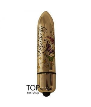 Вибратор Rocks Off RO-120mm TATTOO Bullet Wings of Desire