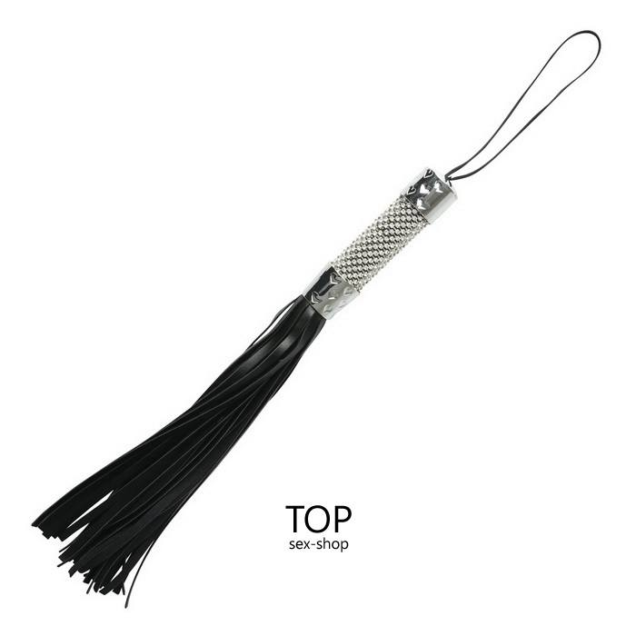 Флоггер Sportsheets Midnight Bling Flogger