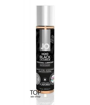 Лубрикант Black Licorice System JO H2O, 30ml