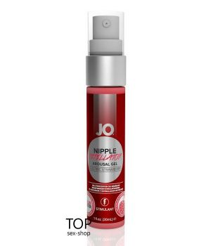 Гель для стимуляции сосков System Jo Nipple Titillator Strawberry, 30ml
