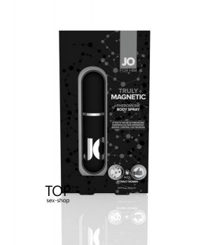 Спрей с феромонами для мужчин Truly Magnetic For Him System JO