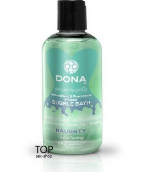 Пена для ванны Dona Bubble Bath Naughty Sinful Spring