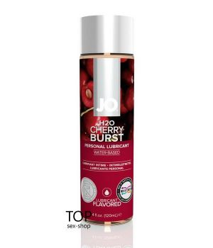 Лубрикант System JO H2O Cherry Burst, 120ml
