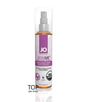 Спрей для интимной гигиены System Jo Usda Organic Feminine Spray Berry Body, 120ml