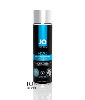 Лубрикант System JO For Men H2o Cooling, 120ml