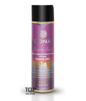 Гель для бритья DONA Intimate Shave Gel Sassy Tropical Tease