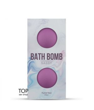 Бомбочка для ванны Dona Bath Bomb Sassy Tropical Tease