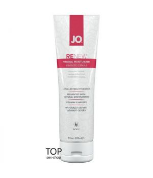 Восстанавливающий вагинальный крем System JO Renew Vaginal Moisturizer, 120ml