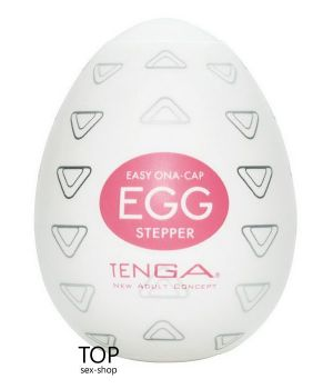 Мастурбатор-яйцо Tenga Egg Stepper