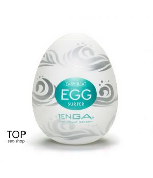 Мастурбатор Tenga Egg Surfer (Серфер)