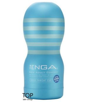 Мастурбатор Deep Throat Cup COOL Edition Tenga