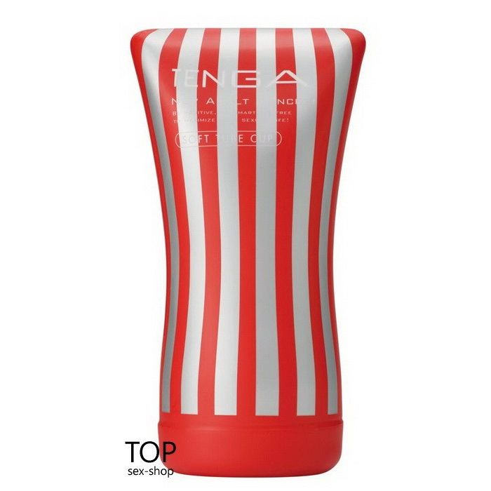 Мастурбатор Soft Tube Cup Tenga