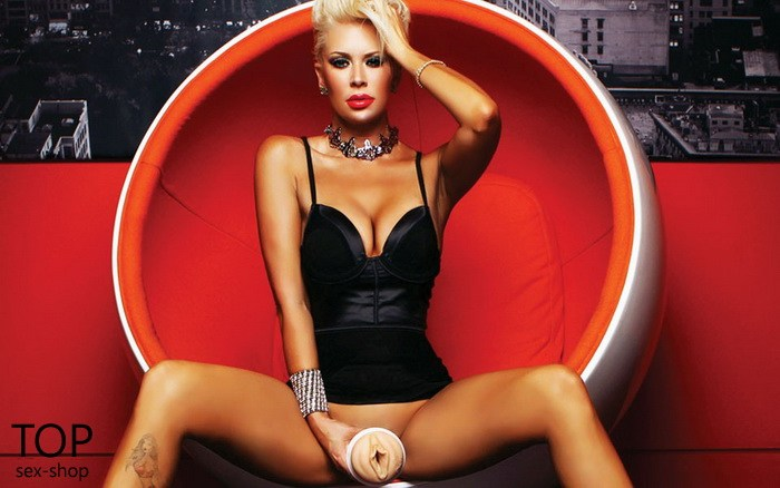 Мастурбатор Fleshlight Jenna Jameson Legend (Signature Collection) — фото N20