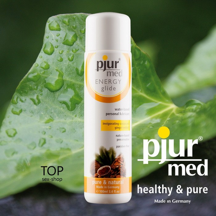 Pjur Med Energy 100ml