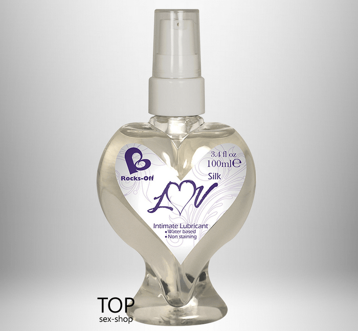 Rocks Off Silk Luv Lube 100 ml