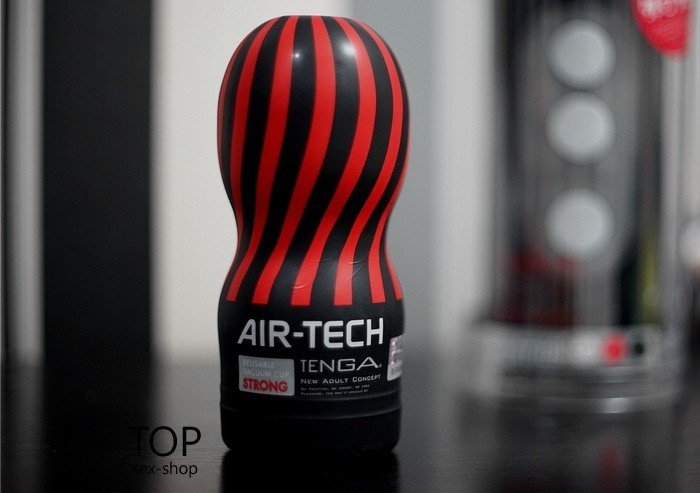 Матурбатор Air-Tech Strong Tenga — фото N20