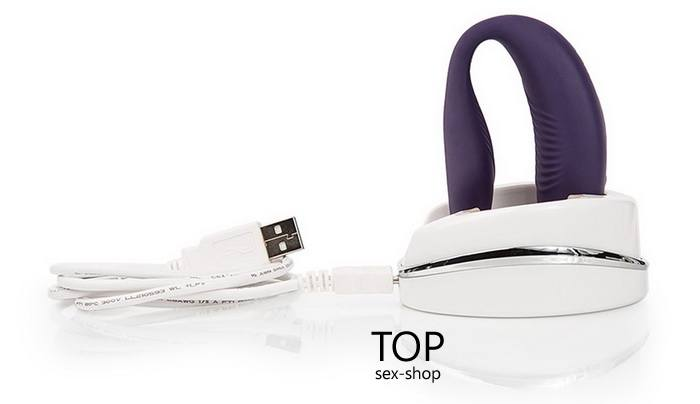 Вибратор We-Vibe SYNC Purple — фото N20